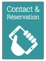 contact et reservation